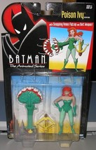 "Batman ""Poison Ivy"" w/ Snapping Venus Flytrap &... - $26.41"