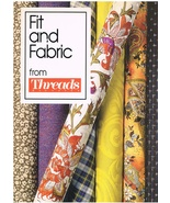 Fit and Fabric Sewing Book from Threads Magazine - $11.95