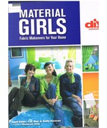 Material Girls Sewing Book from DIY Network - $10.95