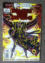 Dances With Demons #1      Marvel Fontier Comic... - $1.25