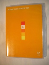 Adobe Illustrator Software Upgrade Edition CS4 for Windows w/ Serial Number - $138.59