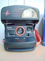 Polaroid EXTREME 600 RED & BLACK Express,RARE,Polaroid EXTREME Express C... - $499.99