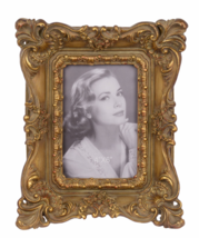 Vintage Frame, Retro Picture, Wedding Photo Frame, Rustic Frame, antique decor - $49.00
