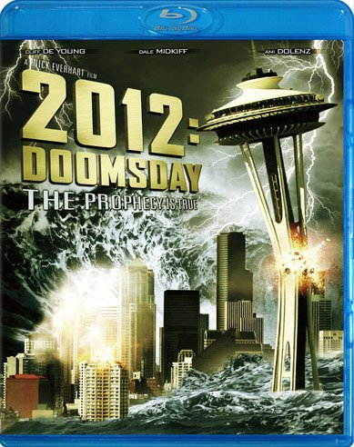 2012: Doomsday (Blu-ray Disc, 2010)