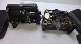 Qty 2 Vintage Lenco Photo Products 810D 8mm Pro... - $99.00