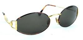 100% Auth GUCCI Designer Brown Goggle Sunglass GG2602/S 56/19 125 MADE I... - $167.31