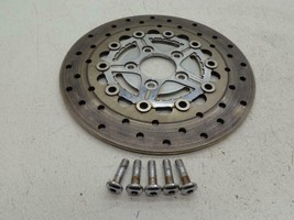Harley Davidson Rear Brake Rotor 00-20 Softail Dyna 00-7 Flh 00-12 Xl Slotted 6 - $109.95
