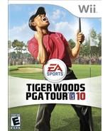 Tiger Woods PGA Tour 10 - Nintendo Wii [video game] - $24.72