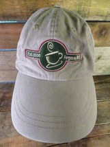 CORNER COFFEE HOUSE Est 2000 Ferguson MO Adjustable Adult Hat Cap  - $13.85