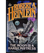 The Moon Is a Harsh Mistress by Robert A. Heinlein (1986, Paperback) - $45.00