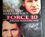 Force 10 From Navarone (DVD, 2005) WS/FS Robert Shaw / Harrison Ford