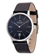 NWOT Hamilton Intra-Matic Black Dial Leather Me... - $460.35