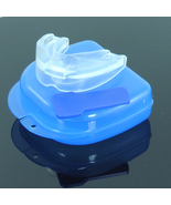 Stop Snoring Mouthpiece Apnea Aid MouthGuard Sleep Bruxism Snore Guard G... - $7.99