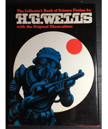 H. G. Wells Collector's Book of Science Fiction by H. G. Wells (1978, Ha... - $29.00