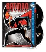 DVD - Batman Beyond: Season 3 (DC Comics Classic Collection) 2-DVD  - $23.74