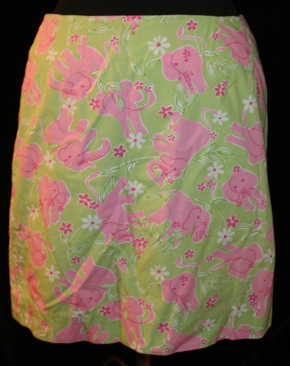 a36528697aa4c8 Lilly Pulitzer Womens Straight Skirt Sz 4 and 24 similar items