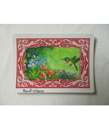 Art Card Original on a playing card - $5.00