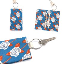 Mini Wallet with Keychain  - $15.00