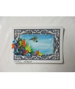 Art Card Original on a playing card - $5.00