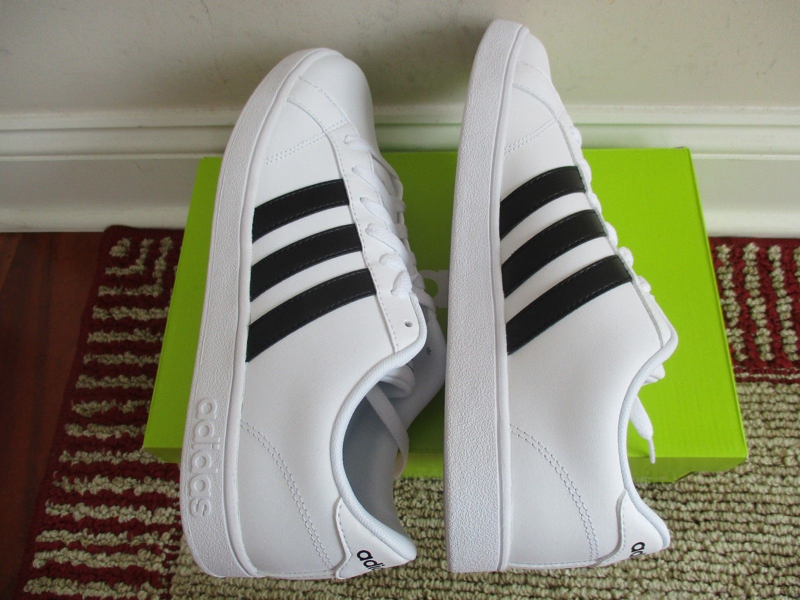 BNIB Adidas NEO Baseline Men's Shoes, and 50 similar items