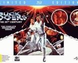 Buck Rogers In The 25th Century: Complete TV Series (Blu-Ray Box Set) Classic TV