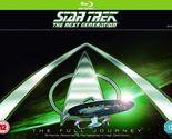 Star Trek The Next Generation Blu-Ray Disc Season 1 2 3 4 5 6 7 Complete Series