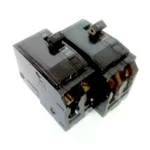 Lot of 2 Square D 2 Pole 50 Amp HACR Type Circuit Breaker - $23.12