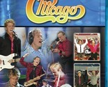 Chicago: Live in Concert [Blu-ray] Rock Music