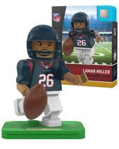 Lamar Miller Houston Texans NFL Mini Figure Oyo Sports NIB Generation 4 - $19.99