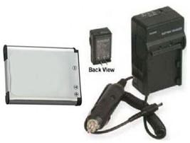 EN-EL19 Battery + Charger for Nikon CoolPix S3100 S4100 A300 - $22.44