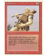 Magic: The Gathering 3rd Edition - Hill Giant - $0.25