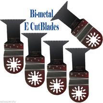 5 E-Cut Oscillating Multi Tool Saw Blade For Milwaukee Chicago Harbor Fr... - $13.67