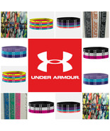 Under Armour Graphic Mini Headbands 3 & 6 pack Asst Colors/Styles NWT  - $14.24