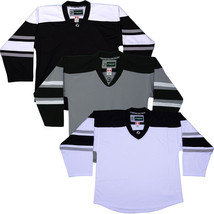 Los Angeles Kings Hockey Jersey Customized NHL Style Replica W/ NAME & NUMBER - $39.31+