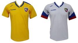 Colombia Soccer Men's Jersey New Copa America 2016 Exclusive Design - $24.74 - $25.73