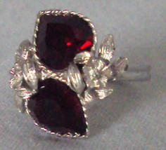 Sarah Coventry Love Story ring - 1975 - $15.00