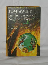 Vintage Tom Swift In the Caves of Nuclear Fire 1956 - $32.22