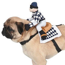 Dog Halloween Costume Harness Show Jockey Pet Dog Harness Zack & Zoey - €21,21 EUR