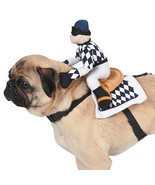 Dog Halloween Costume Harness Show Jockey Pet Dog Harness Zack & Zoey - £18.99 GBP