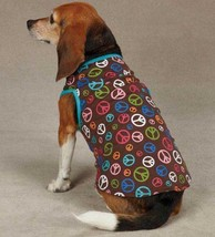 Peace Out Dog Tank Top Pet  T-Shirt Tee  XXS - L Sign Peace Sign Dog Clothing - $12.99+