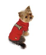 M. Isaac Mizrahi Leopard Camp Shirts for Dogs Pet Dog Shirt Top Red Clot... - $21.99