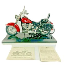 Harley Davidson Motorcycle Telemania Heritage Softail Telephone  - $44.99