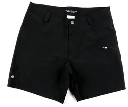 Columbia Men's Trail Shorts Omni-Shade Hiking Short Regular Fit Black - $18.00
