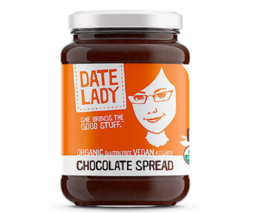 Keto snacks: Date Lady Organic low carb Chocolate Spread 10.2 oz jar (9 ... - $21.29