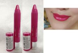 2 Revlon Balm Stain Color Burst Moisturizing Lipstick ~Lovesick~ Bright Pink New! - $8.89