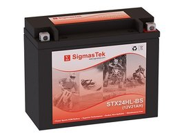 YTX24HL-BS Motorcycle Battery (Replacement) - $60.84