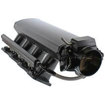 A-Team Performance LS LSX LS1 LS2 LS6 Fabricated Intake Manifold Kit Throttle Bo