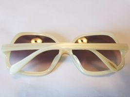 Brand New Authentic Oliver Peoples Sunglasses OV Talya IS Ivory Frame BRAND NEW image 5