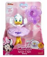 Fisher-Price Disney Minnie, Splash 'n Spin Daisy - $14.92