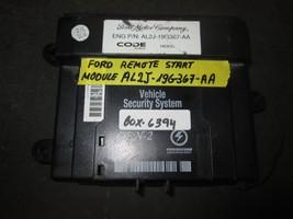 Ford Remote Start Module #AL2J-19G367-AA - $47.03